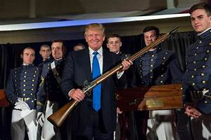A Brief History of Donald Trump's Stance on Gun Rights