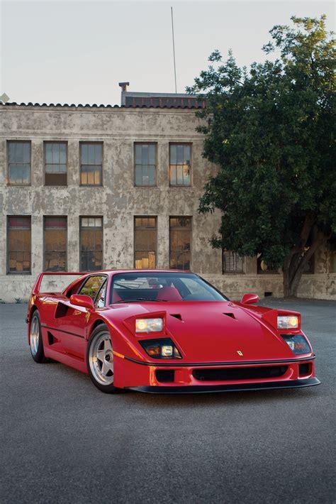 Ferrari car bizעובד סוכני רכב חדש, סוחרי מכוניות משומשות, חנויות יד שניה, רכב פעילויות. FERRARI F40 specs - 1987, 1988, 1989, 1990, 1991, 1992 - autoevolution