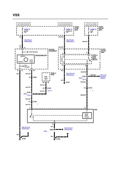 Electrical Wiring Diagram Vehicle by Repair Guides Wiring Diagrams Wiring Diagrams 6 Of
