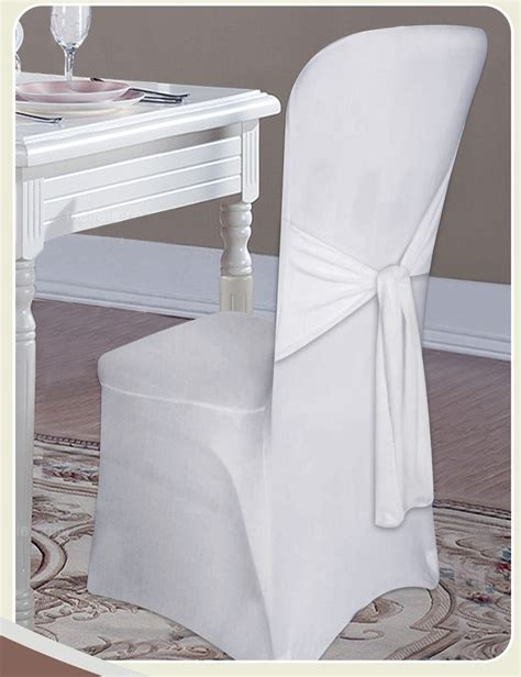 spandex chair cover with tie back free shipping in chair