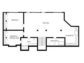 Home Floor Plans With Basements by Walkout Basement Floor Plans Houses Flooring Picture Ideas