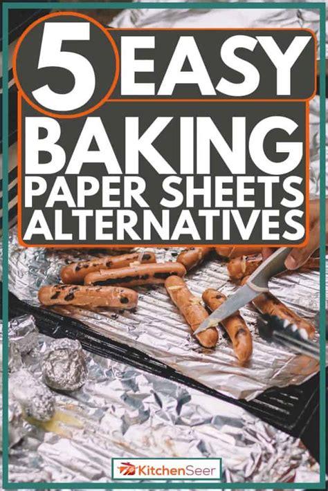 paper baking sheets alternatives easy aluminum
