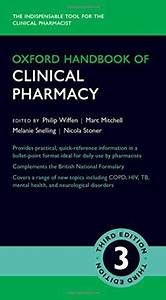 Oxford Handbook Of Clinical Pharmacy 3rd Edition Pdf