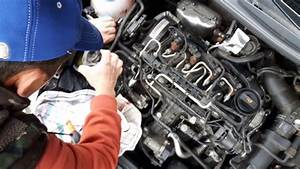 How To Change The Fuel Filter On W Group 1 6 Tdi Skoda