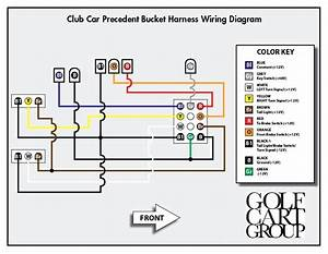 Electric Club Car Wiring Diagram Lights