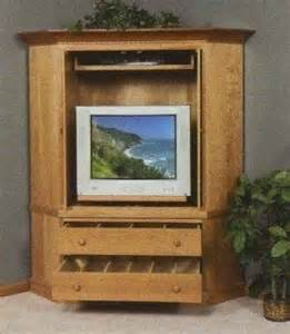 corner tv cabinets with doors foter