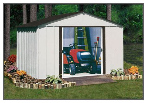 Arrow 10x12 Shed Assembly by Arrow Highpoint Shed Lw108fb