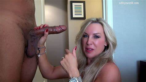 Ms Paris And Her Cumshots Mixed Wifey Fakes Went Coloured