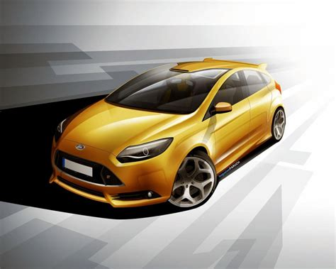 2018 Ford Focus St With Its Revolutionary Turbo Overboost