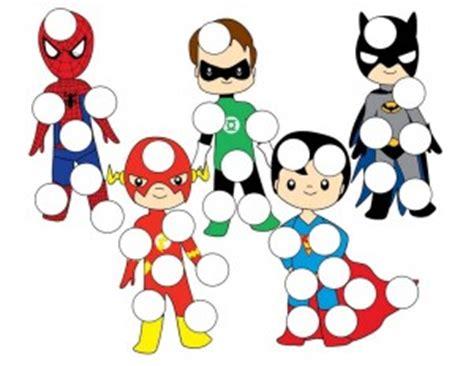 superheroes worksheets  kids funnycrafts