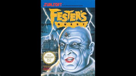 Nes Festers Quest Video Walkthrough Youtube
