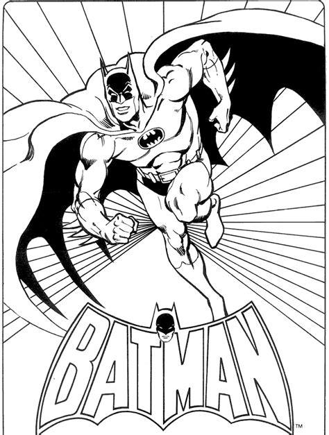 coloring pages batman batman coloring pages