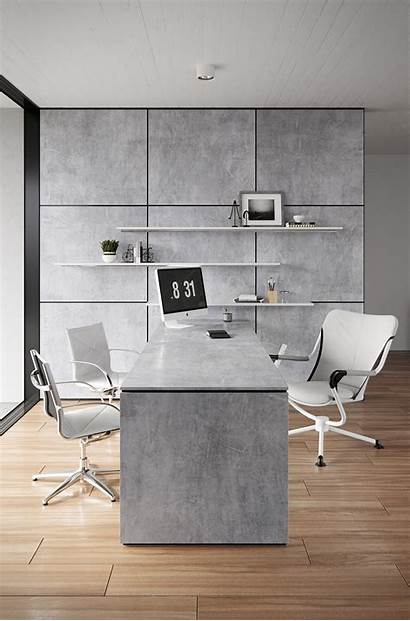 Office Minimal Behance