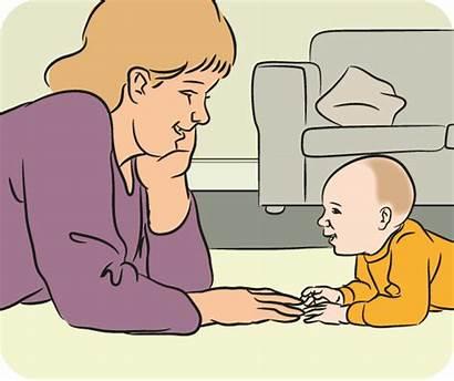 Tummy Tickling Hands Tickle Stroking Singing Talking