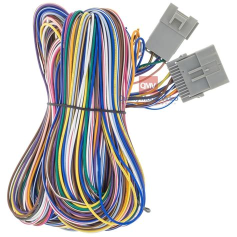 Metra Turbowires For Amp Bypass Harness