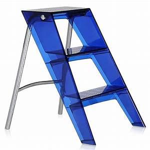 Kleine Treppe Kaufen : upper kleine klappbare treppe kartell mit drei ~ Lizthompson.info Haus und Dekorationen