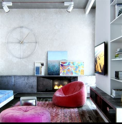 Homes With A Colorful City Vibe by Homes With A Colorful City Vibe