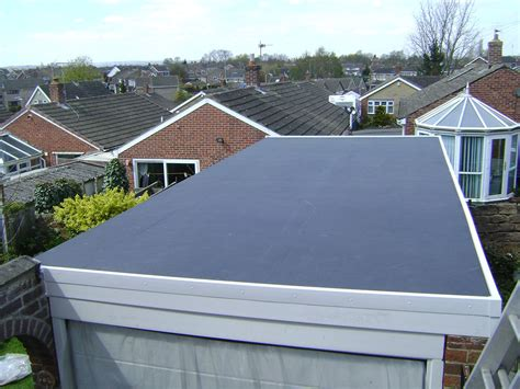 Flat Roof : Flat Roofing Services In Beckenham