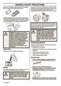 Husqvarna 365 372xp Chainsaw Owners Manual  2008 2009 2010