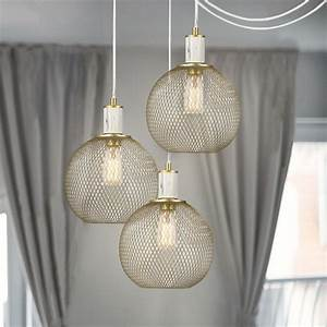 Create, An, Elevated, And, Beautiful, Home, With, The, Mesh, And, Marble, Pendant, Cupcakesandcashmere