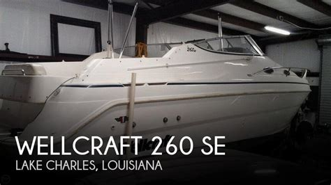 Wellcraft Boats For Sell by Wellcraft 260 Boats For Sale