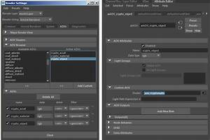 Cryptomatte - Arnold For Maya User Guide