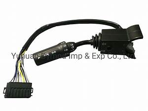 China Wheel Loader Transmission Control Switch As