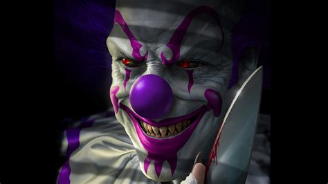 Wallpaper Clown by Evil Clown Wallpapers 66 Pictures