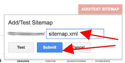 How Submit Xml Sitemap Google Search Console