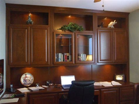 Built In Office Desks Styles Yvotubecom