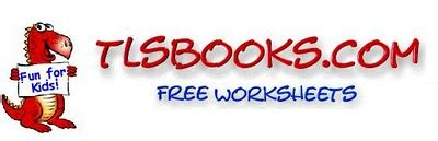 tlsbooks com great place to go for worksheets