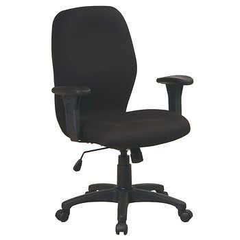 2 to 1 synchro tilt task chair