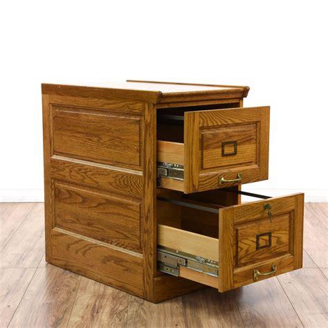 solid wood filing cabinet 3 drawer solid oak 2 drawer filing cabinet loveseat vintage