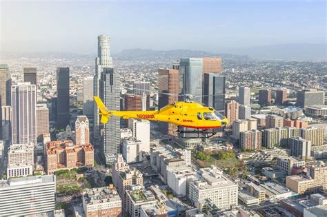 Service Chicago by Dhl Launches Helicopter Delivery Service In Chicago