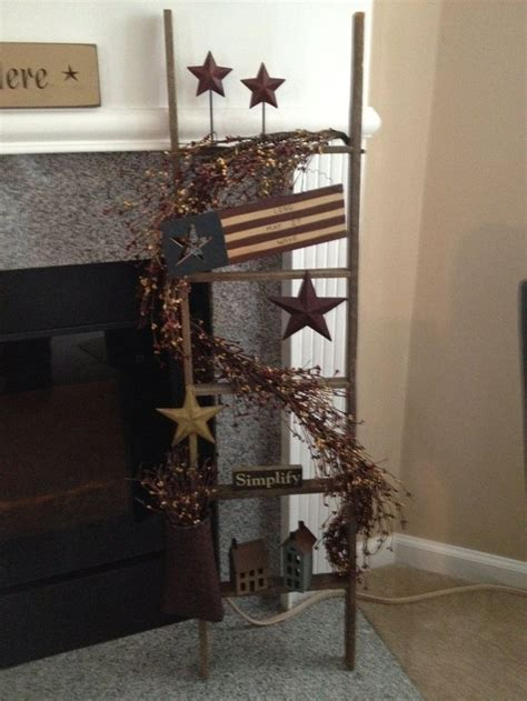 Best Images About Old Ladder Redo Pinterest