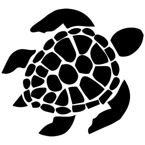 realistic clipart sea turtle pencil   color
