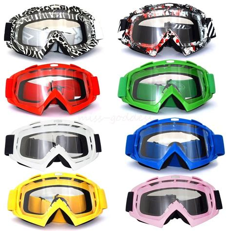 motocross goggles for glasses moto motocross goggles windproof goggle for helmet fits