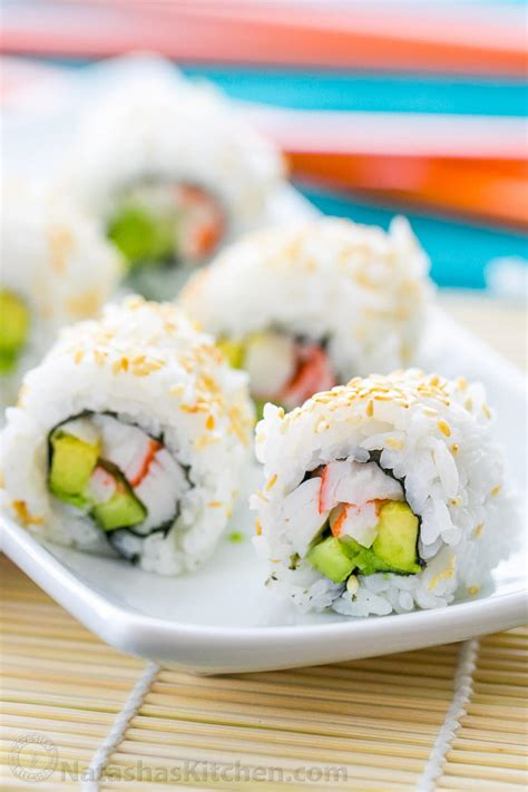 sushi rice recipe sushi rice and california rolls recipe