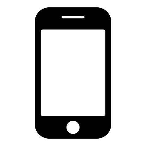 telephone icon vector transparent android phone vector png www imgkid the image kid