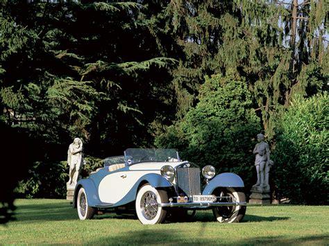 Lancia Astura Dual Cowl Sport Phaeton By Castagna 1933