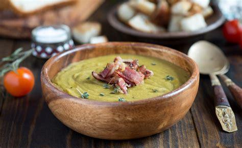 cuisine lentilles vertes recette de soupe de lentilles vertes par alain ducasse