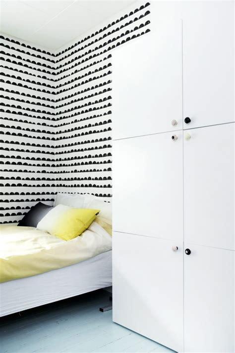 chambre en noir et blanc une chambre d 39 enfant en noir et blanc