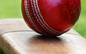 Cricket Bat And Ball wallpapers