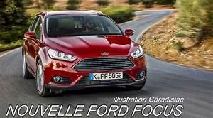 Nouvelle Ford Focus 2019 : une nouvelle ford focus en 2017 ~ Melissatoandfro.com Idées de Décoration