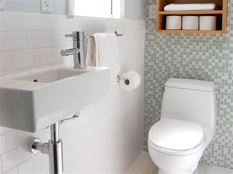 Modern Toilets For Small Bathrooms Creative Bathroom