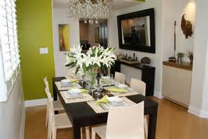 kitchen table decoration ideas small dining room with sideboard decoration image 7