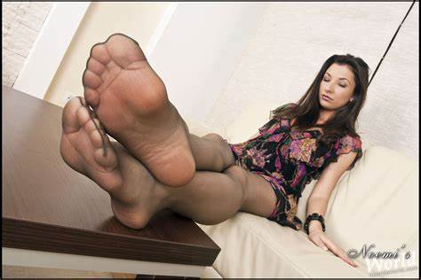 You Are Our New Foot Lick Lifter Latex Foot Porn