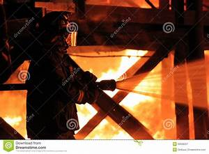 Fire Fighting Royalty Free Stock Photography - Image: 33558207