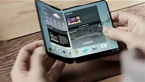 Samsung's folding screen tech has been stolen and sold to China…