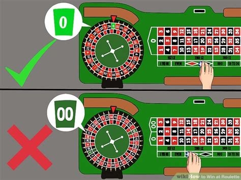 How To Win At Roulette 11 Steps (with Pictures) Wikihow